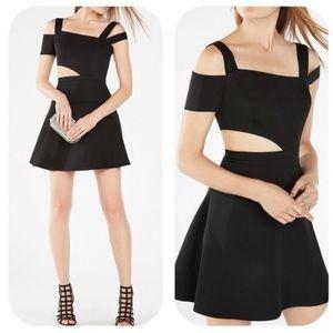 BRAND NEW BCBG Black dress
